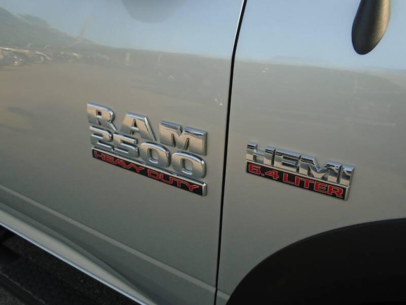 2014 RAM Ram Pickup 2500 4x4 Tradesman 4dr Crew Cab 8 ft. LB Pickup - Westminster MD