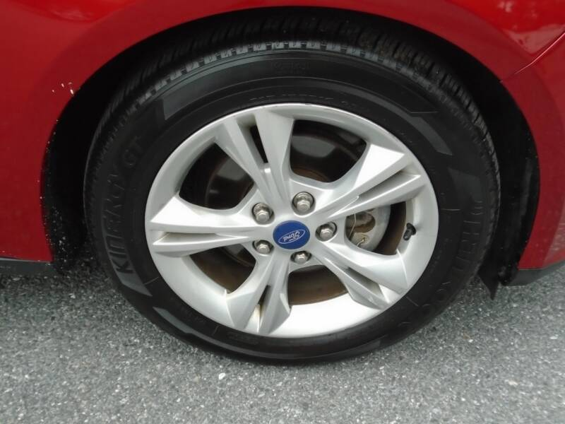 2012 Ford Focus SE 4dr Hatchback - Westminster MD