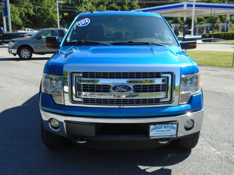 2013 Ford F-150 4x4 XLT 4dr SuperCrew Styleside 5.5 ft. SB - Westminster MD