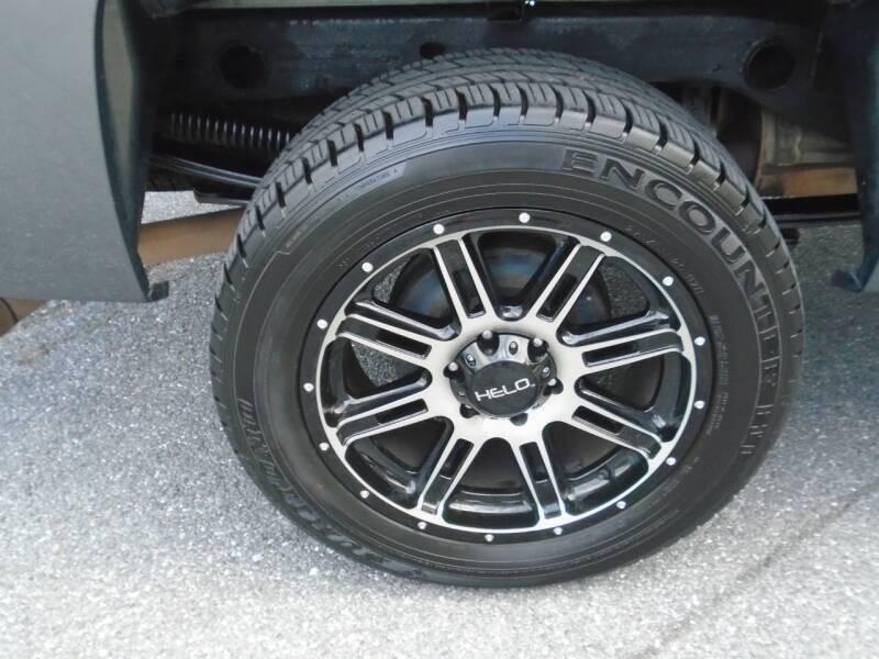 2011 Chevrolet Silverado 1500 4x4 LT 4dr Crew Cab 5.8 ft. SB - Westminster MD