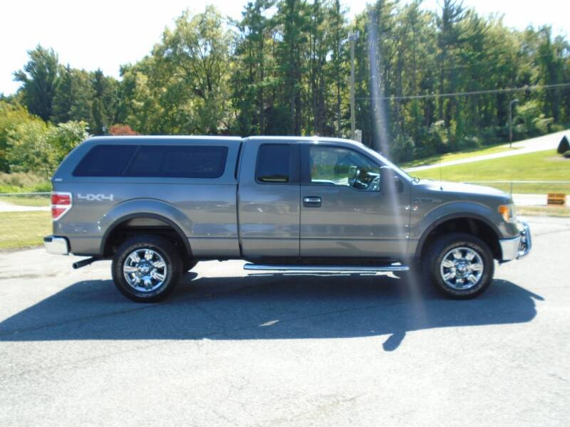 2010 Ford F-150 4x4 XLT 4dr SuperCab Styleside 6.5 ft. SB - Westminster MD