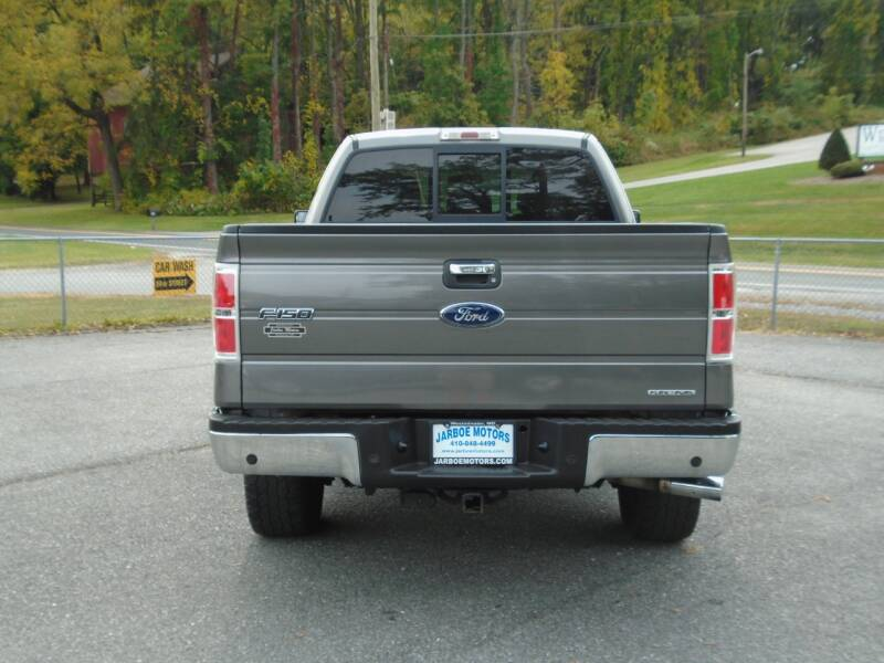 2011 Ford F-150 4x4 XLT 4dr SuperCab Styleside 6.5 ft. SB - Westminster MD