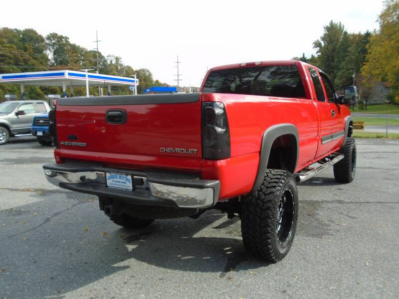 2004 Chevrolet Silverado 2500HD 4dr Extended Cab LT 4WD LB - Westminster MD