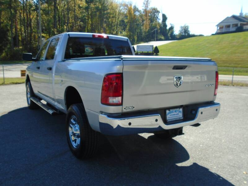 2015 RAM Ram Pickup 2500 4x4 Tradesman 4dr Crew Cab 6.3 ft. SB Pickup - Westminster MD