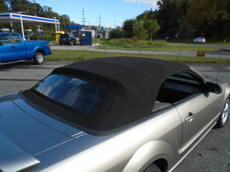 2008 Ford Mustang GT Premium 2dr Convertible - Westminster MD