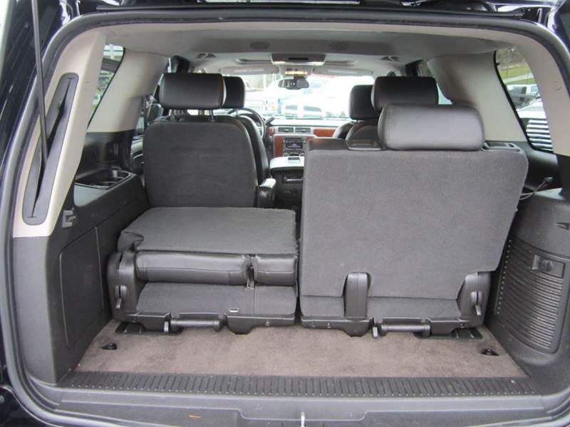 2009 Chevrolet Tahoe 4x4 LTZ 4dr SUV - Westminster MD