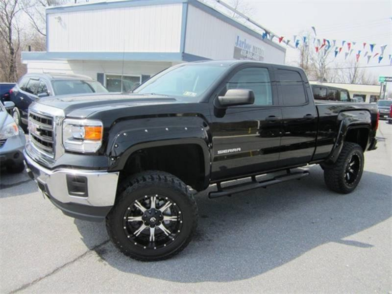 2014 GMC Sierra 1500 4x4 4dr Double Cab 6.5 ft. SB - Westminster MD