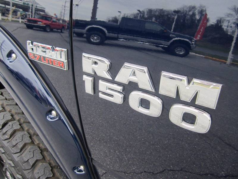 2014 RAM Ram Pickup 1500 4x4 Express 4dr Crew Cab 5.5 ft. SB Pickup - Westminster MD