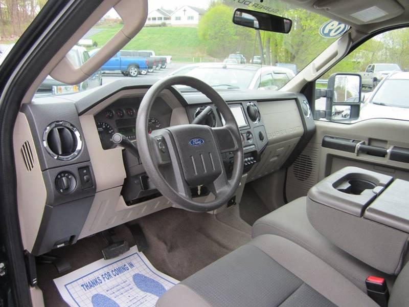 2009 Ford F-250 Super Duty 4x4 XLT 4dr Crew Cab 6.8 ft. SB Pickup - Westminster MD