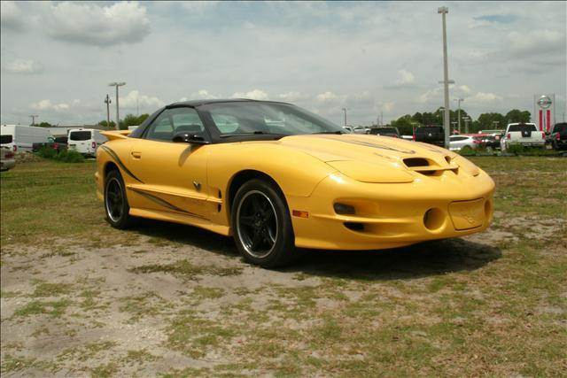 2002 Pontiac Firebird for sale at NETWORK TRANSPORTATION INC in Jacksonville FL
