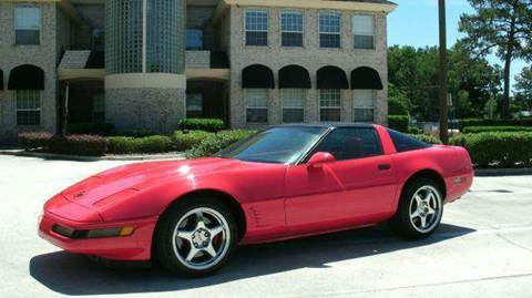 1995 Chevrolet Corvette for sale at NETWORK TRANSPORTATION INC in Jacksonville FL