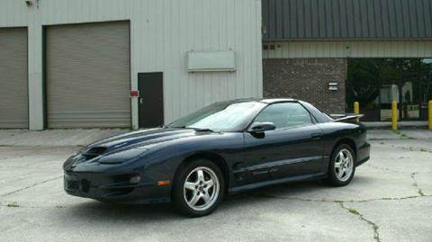 2001 Pontiac Firebird for sale at NETWORK TRANSPORTATION INC in Jacksonville FL