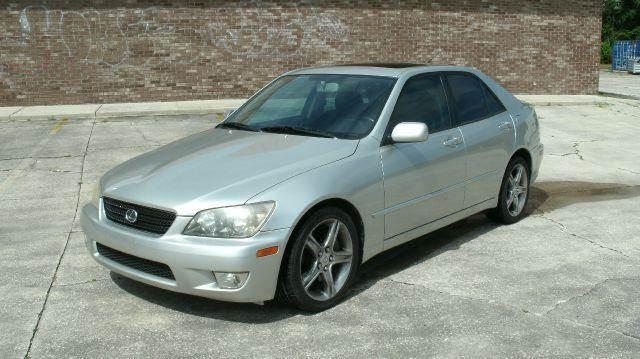 2003 Lexus IS 300 for sale at NETWORK TRANSPORTATION INC in Jacksonville FL