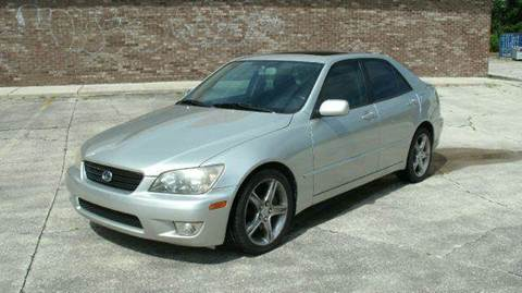 2003 Lexus IS 300 for sale at NETWORK TRANSPORTATION INC in Jacksonville FL