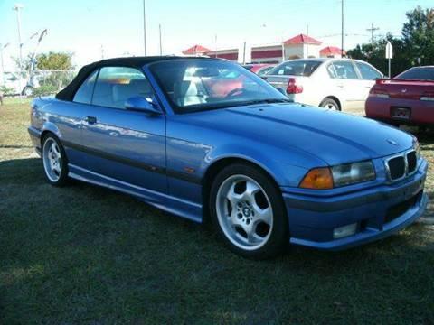 1999 BMW M3 for sale at NETWORK TRANSPORTATION INC in Jacksonville FL