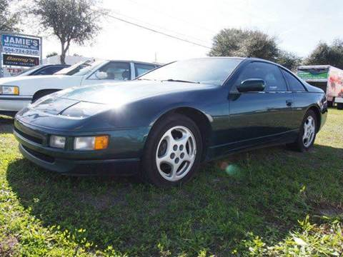 1996 Nissan 300ZX for sale at NETWORK TRANSPORTATION INC in Jacksonville FL