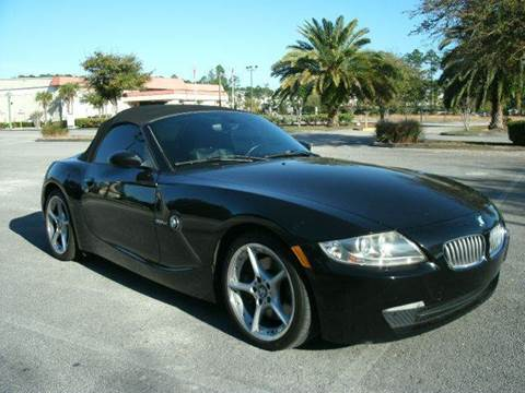 2006 BMW Z4 for sale at NETWORK TRANSPORTATION INC in Jacksonville FL