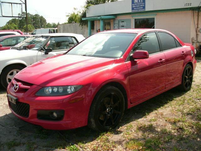 2006 Mazda MAZDASPEED6 for sale at NETWORK TRANSPORTATION INC in Jacksonville FL