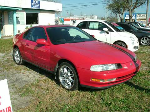 1995 Honda Prelude for sale at NETWORK TRANSPORTATION INC in Jacksonville FL