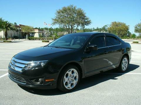 2011 Ford Fusion for sale at NETWORK TRANSPORTATION INC in Jacksonville FL