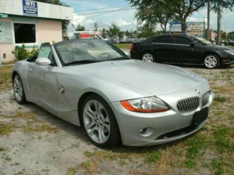 2003 BMW Z4 for sale in Jacksonville, FL