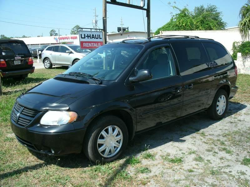 2007 Dodge Grand Caravan for sale at NETWORK TRANSPORTATION INC in Jacksonville FL
