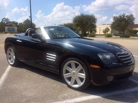 2005 Chrysler Crossfire for sale in Jacksonville, FL