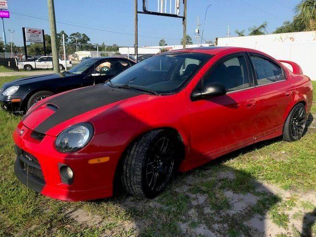 2005 Dodge Neon SRT-4 for sale at NETWORK TRANSPORTATION INC in Jacksonville FL