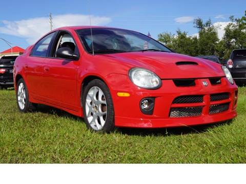 2003 Dodge Neon SRT-4 for sale at NETWORK TRANSPORTATION INC in Jacksonville FL