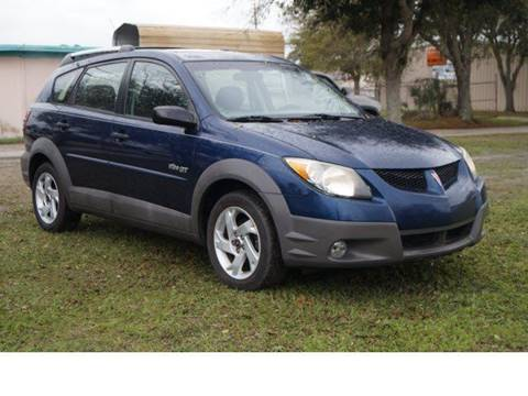 2003 Pontiac Vibe for sale in Jacksonville, FL