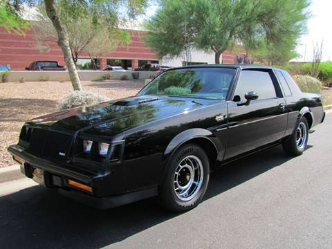 1987 Buick Grand National for sale in Chandler, AZ
