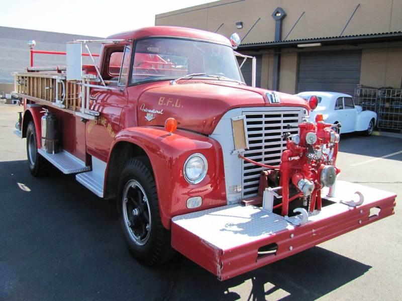 1964 International 1600 Fire Truck - Chandler AZ