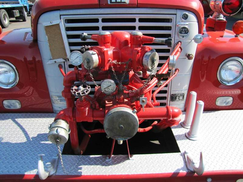1964 International 1600 Fire Truck - Chandler AZ