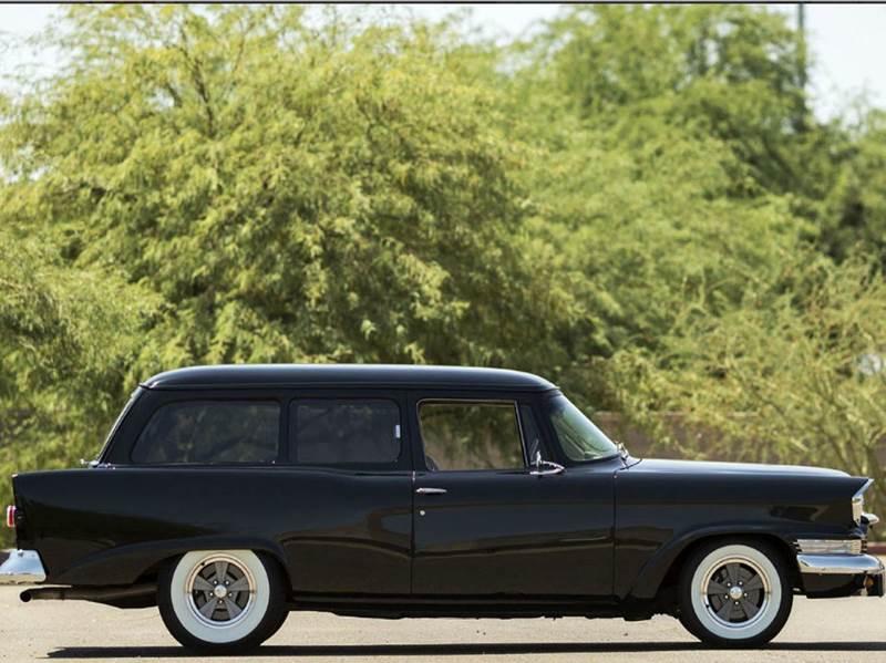1958 Studebaker Scotsman Two Door Station Wagon - Chandler AZ