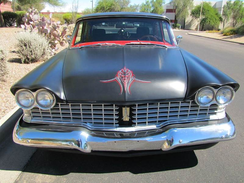 1959 Plymouth Savoy Two Door Coupe - Chandler AZ
