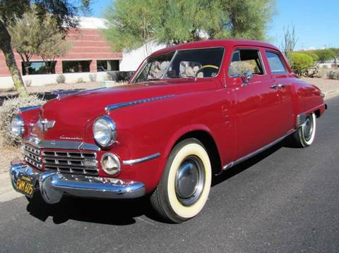 1948 Studebaker Commander for sale in Chandler, AZ