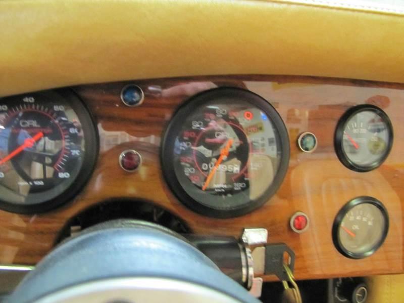 1990 Sebring Austin Healy Roadster Roadster - Chandler AZ