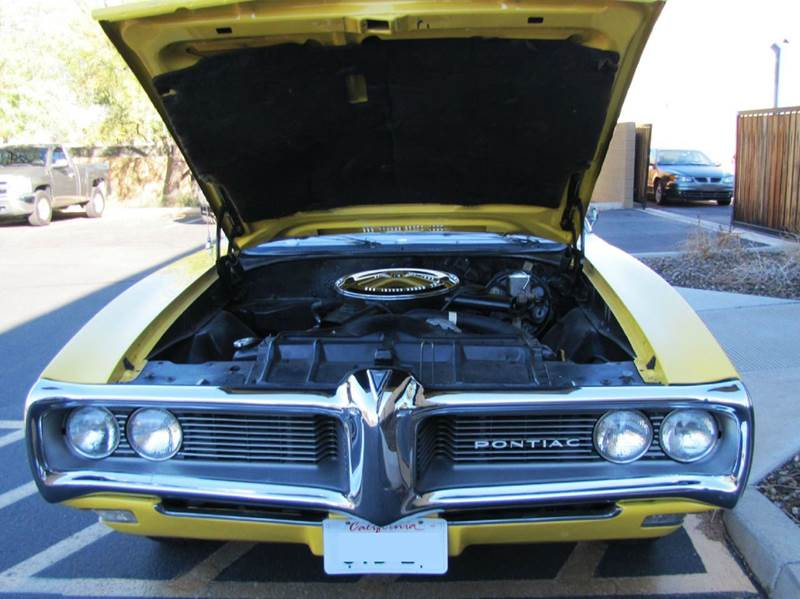 1968 Pontiac Le Mans Convertible - Chandler AZ