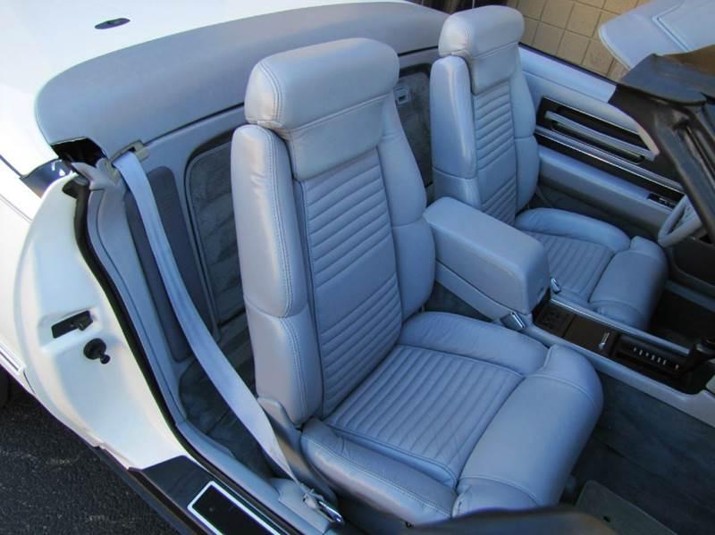 1990 Buick Reatta 2dr Convertible - Chandler AZ