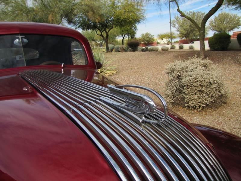 1936 Pontiac Coupe Two Door - Chandler AZ