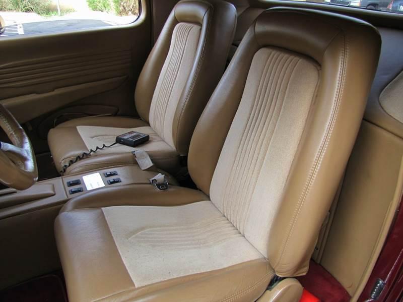 1936 Pontiac Coupe Two Door - Chandler AZ