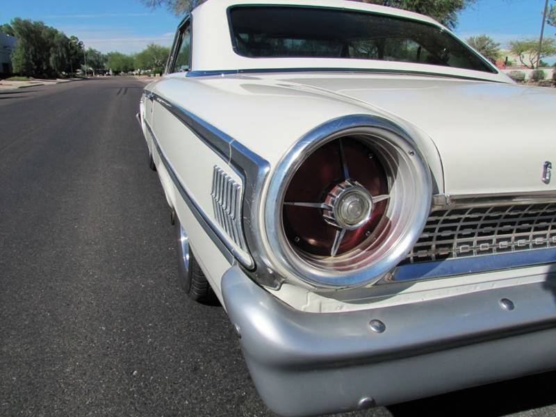 1963 Ford Galaxie 500 Fastback Coupe - Chandler AZ