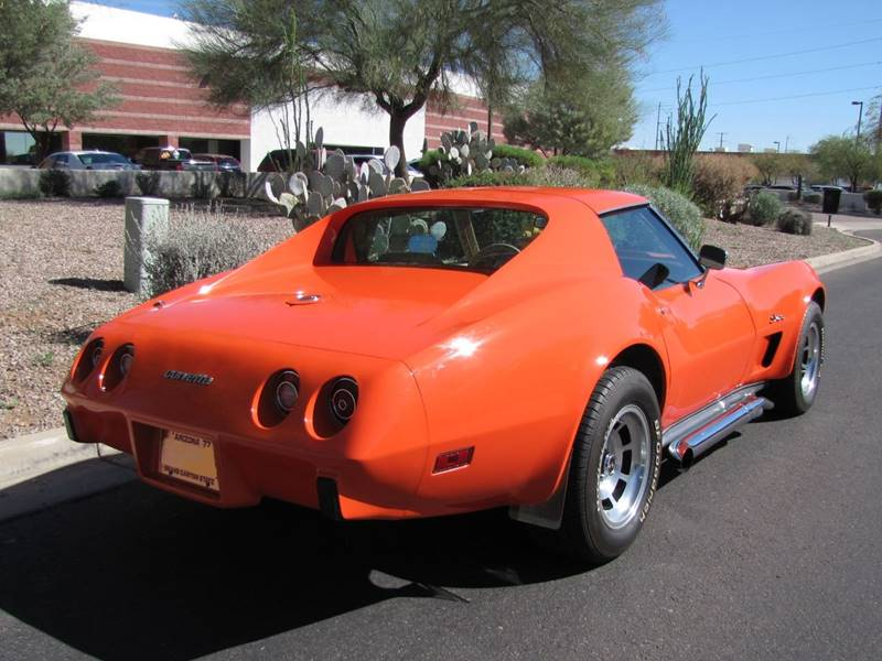 1976 Chevrolet Corvette T Top Coupe - Chandler AZ