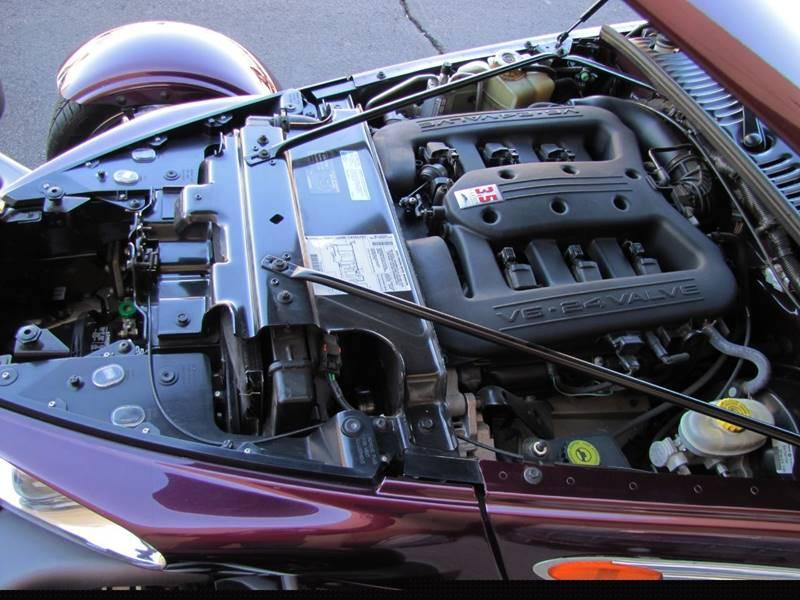 1999 Plymouth Prowler 2dr Convertible - Chandler AZ