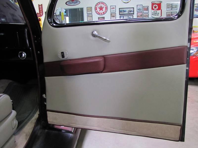 1936 Ford Tudor Two Door Sedan - Chandler AZ
