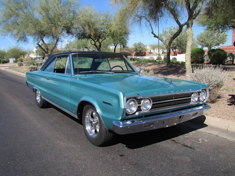 1967 Plymouth Belvedere Two Door Hardtop - Chandler AZ