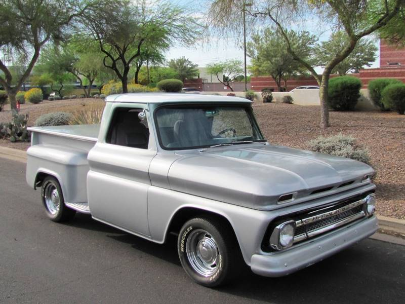 1965 Chevrolet C/K 10 Series Short bed stepside pickup - Chandler AZ