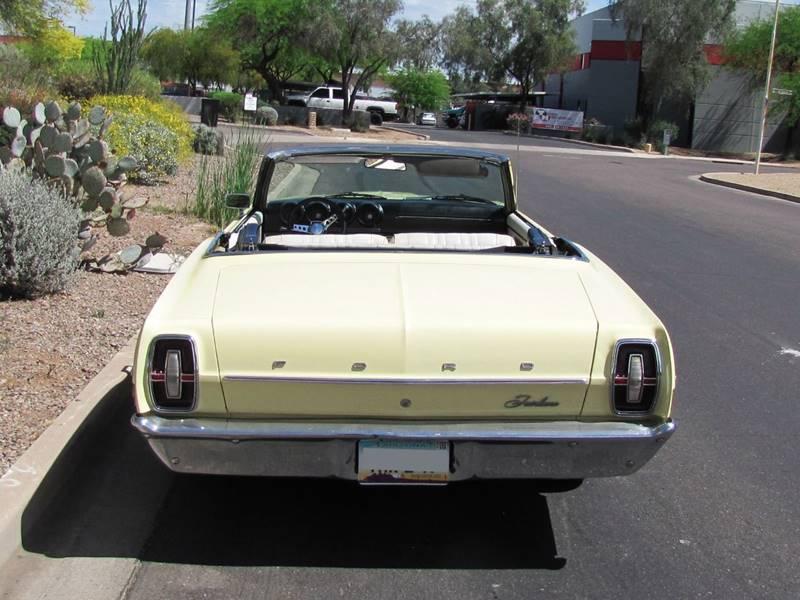 1968 Ford Fairlane 500 Convertible - Chandler AZ