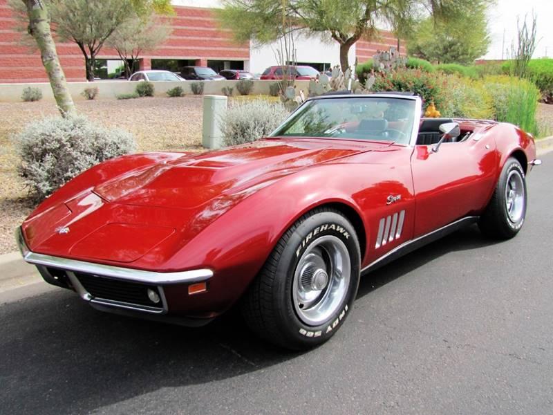 1969 Chevrolet Corvette Convetible - Chandler AZ