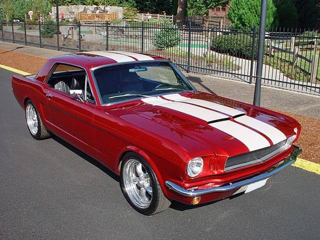 1966 Ford Mustang Coupe - Chandler AZ